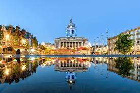 nottingham - Symaps.io | Find the best locations for your business